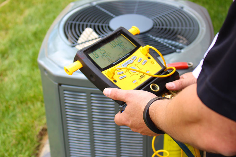 Air Conditioning & Heating Service, Repair, & Installation in Denver Metro Area