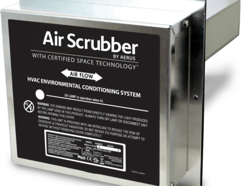 What is an Air Scrubber and Why Should They Be Used in Reopened Indoor Spaces?